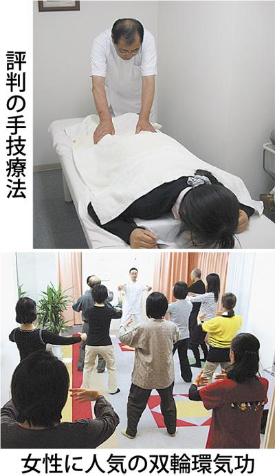 東洋医学のツボ 漢方 気功が大人気