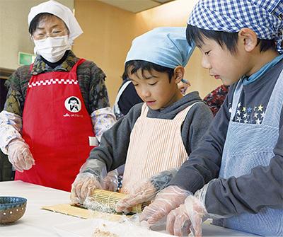 親子で食農体験