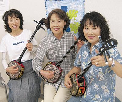 はじめての沖縄三線教室