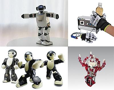 ロボットと創る未来