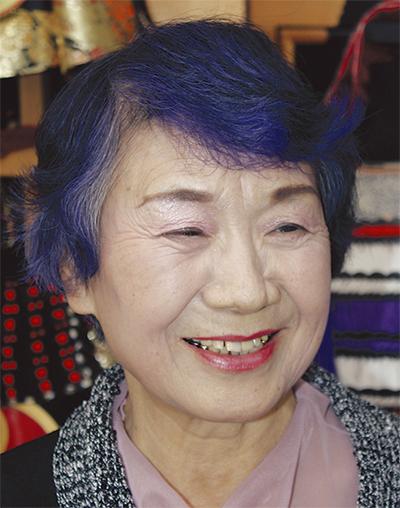 若林 ミヤ子さん