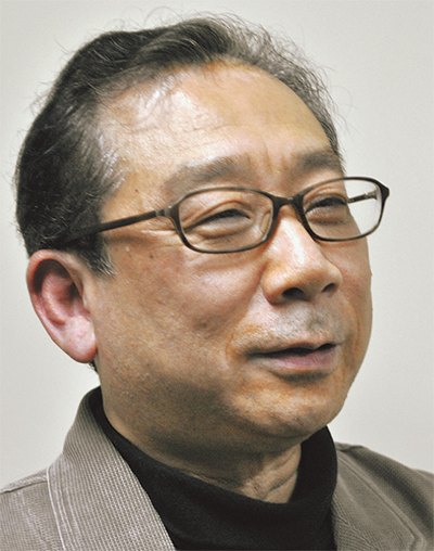 田渕 勝彦さん