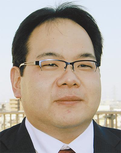 安藤 勝基さん