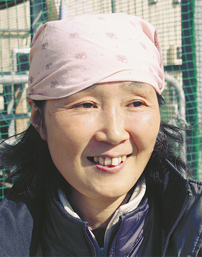 田中 真紀子さん