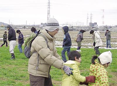 湘南小麦から学ぶ