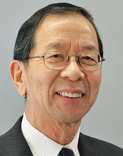 横溝 明夫さん