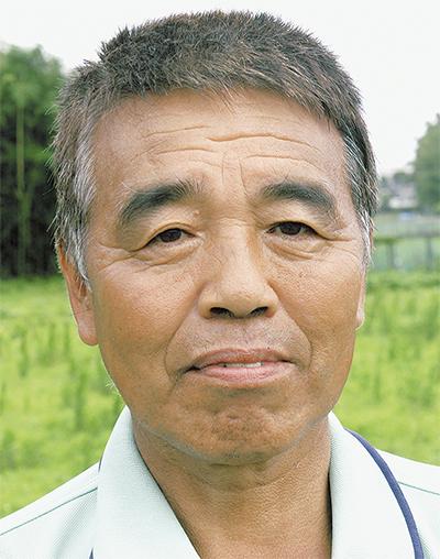 岩本 進さん