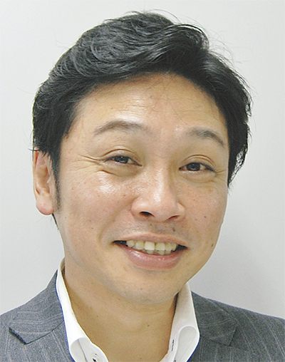 上田 康夫さん
