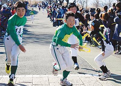 637人が健脚競う