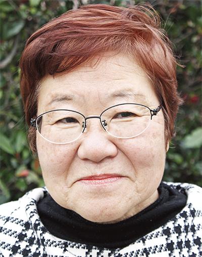 佐藤 惠子さん