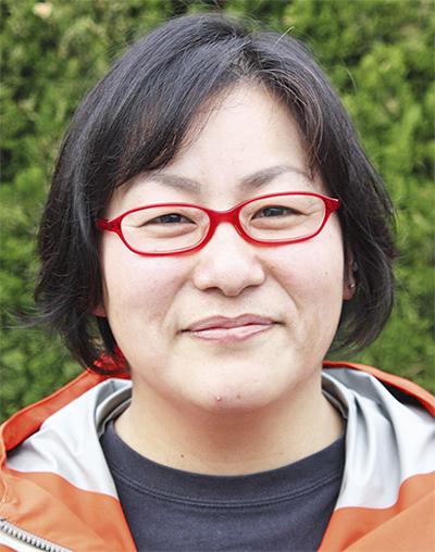 小倉 留美江さん
