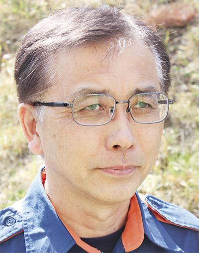 吉川 敏勝さん