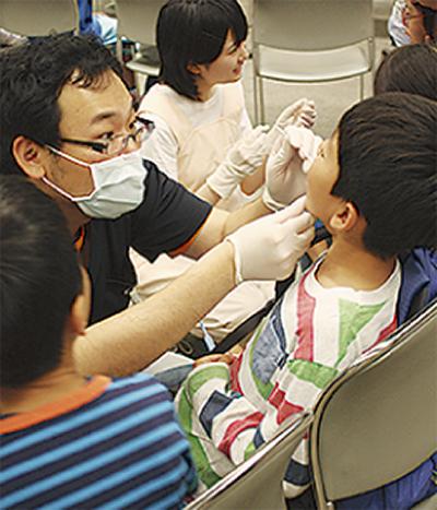 歯と口を健康に
