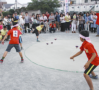 「独楽チャン」道灌決戦