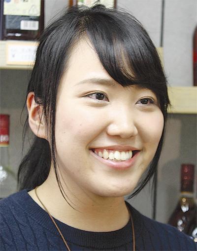 沢藤 春花さん