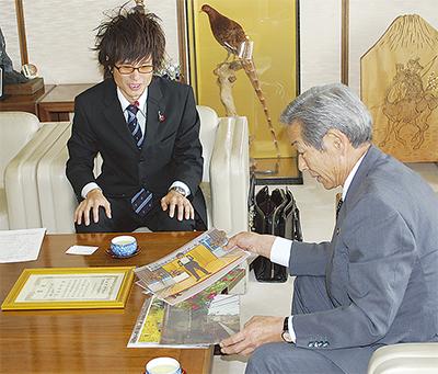 宮脇昇一郎さんが初受賞