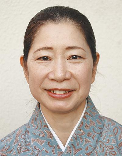 大谷 靖子さん