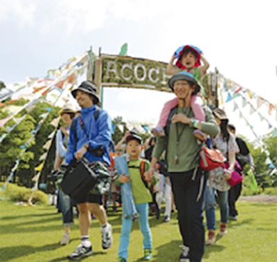 家族で初夏の富士山麓へ
