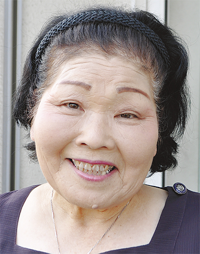 山田 惠巳さん