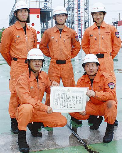 引揚救助で関東1位に