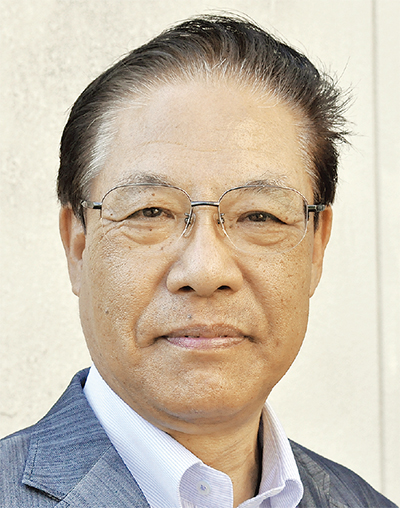 福田 伸(すすむ)さん