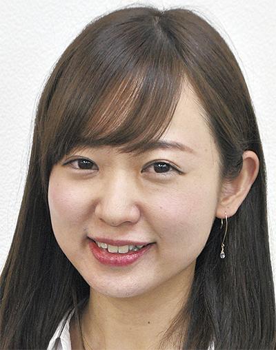 内山 桃子さん