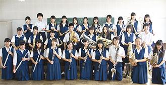 綾瀬中学校吹奏楽部