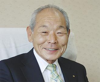 斉藤敬訓商工会会長