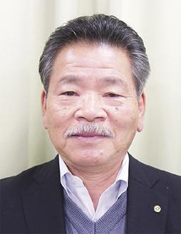 笠間茂治商工会長