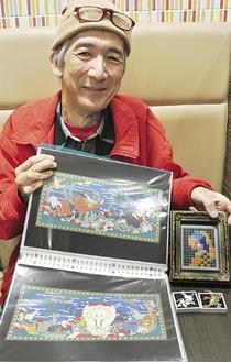 ドット絵を描く「ピクセルアートデザイナー」として活躍する小野さん