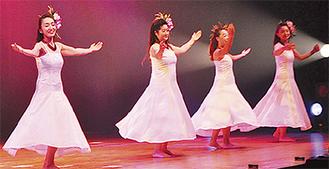 フイ・オハナ・フラスタジオのダンス