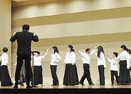 オペラの一幕披露