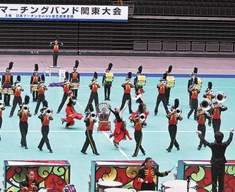 関東大会の様子