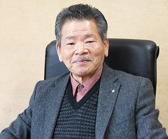 笠間茂治 綾瀬市商工会長