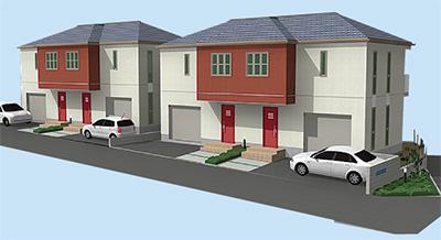 ガレージ賃貸住宅という一歩先の可能性