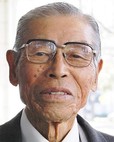 鈴木 市松さん