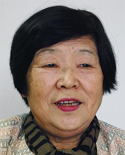 渡井 智恵子さん