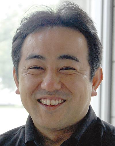 濱名 誠さん