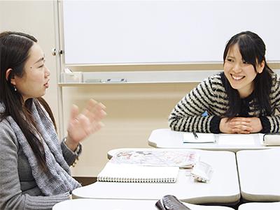 英会話は日本人講師で