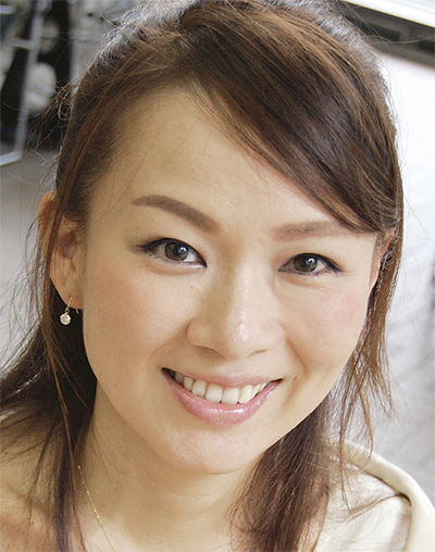 竹内 千賀子さん