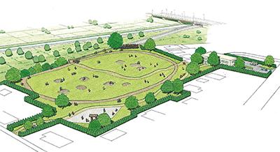 公園の基本計画策定