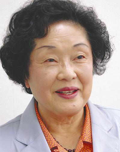 福谷 芳曈(ほうとう)(本名:千代子)さん