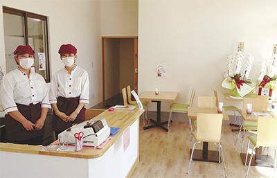 福祉拠点の「パン屋さん」