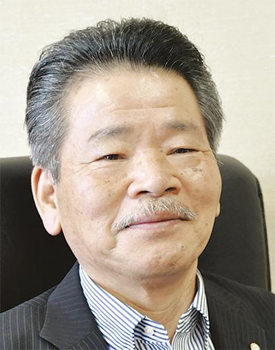 笠間 茂治さん