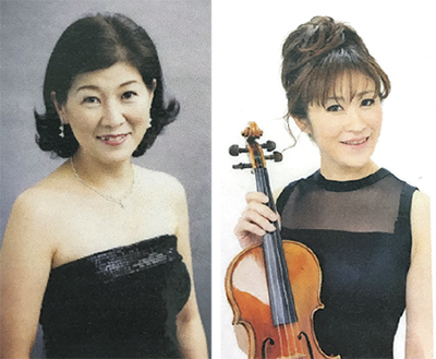 バイオリンコンサート
