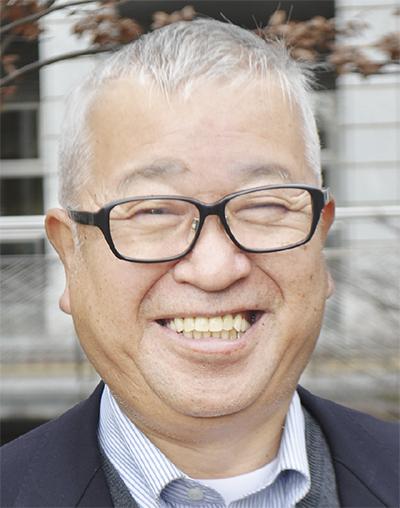 岡本 進さん