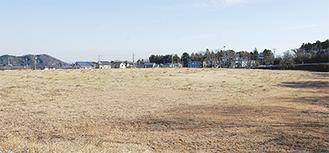 旧県警グラウンド跡地