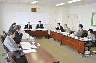 意見交換会について検討した議会運営委員会