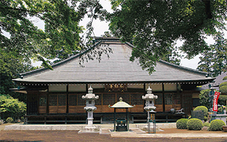 大蔵寺本堂(相模原市緑区)