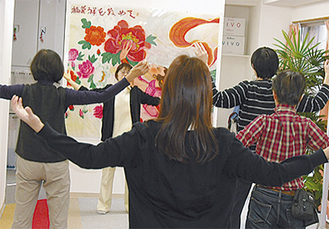 人気の気功教室